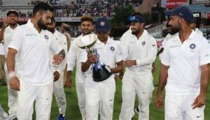 Ind Vs Aus: टीम इंडिया के ट्रॉफी जीतने की उम्मीदों को बड़ा झटका, कोहली का ब्रह्मास्त्र पूरी सिरीज से बाहर