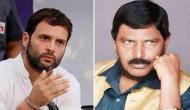 राहुल गांधी को पप्पू नहीं पापा होना चाहिए, इसलिए कर लें शादी- केंद्रीय मंत्री