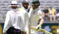 कोहली से लड़ाई पर उनके ख़ास दोस्त भूले खेल भावना, कुत्ते से कर दी ऑस्ट्रेलियाई कप्तान की तुलना