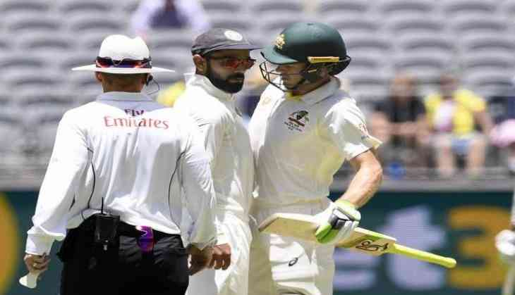 Ind vs Aus: Mohammed Shami terms Kohli-Paine verbal spat as part of game
