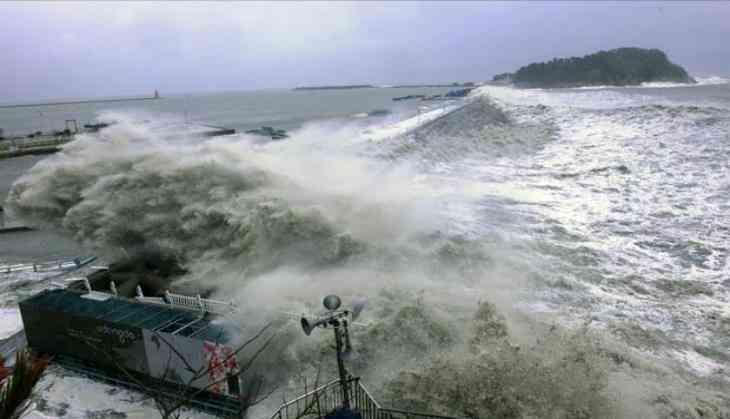 Andhra Pradesh: Cyclone Phethai weakens after damaging crops
