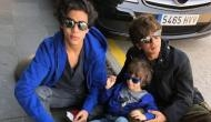 Shah Rukh Khan reveals why his Aryan doesn't want to be an actor