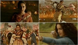Manikarnika Trailer out: Although it took time but Kangana Ranaut starrer is really better at every scale