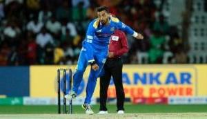 Video: IPL 2019 के सबसे महंगे प्लेयर की पहले ही ओवर में हो गई हालत खराब, 3 छक्के समेत लुटा दिए..