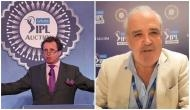 IPL 2019 Auction: This auctioneer will replace our favorite gavel master Richard Madley in IPL auction