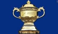 IPL Trophy Sanskrit Text; Do you know what does it mean and what else is on the cup?