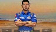 Just after joining Mumbai Indians, Yuvraj Singh has a special message for Paltan, 'Ab Aayega Mazaa'