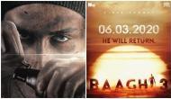 टाइगर श्रॉफ फिर से 'बागी 3' में करेंगे जबरदस्त एक्शन, हुआ खुलासा इस बार फिल्म में नहीं होंगी दिशा पाटनी!