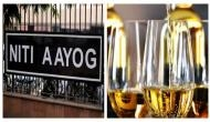 Niti Aayog annouces to make alcohol, tobacco expensive and suggested to promote Yoga in schools