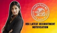 RBI Recruitment 2019: New vacancies! Apply for the lateral recruitment of officers grade posts; see details