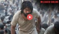 KGF movie download 2018 720p quality: Big shock to Yash! Tamilrockers, torrent leaked the film online