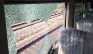 शुरू होने के पहले ही हमले का शिकार हुई देश की सबसे तेज रफ़्तार ट्रेन-18, चकनाचूर हुए खिड़की के शीशे