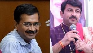 Delhi BJP chief Manoj Tiwari agrees to pay Rs 1 lakh to Aam Aadmi Party if CM Kejriwal do this