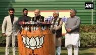 Bihar-seat sharing: Nitish Kumar's JDU, BJP to contest 17 seats each; LJP gets 6, Paswan won't contest 2019 polls