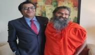 Yoga guru Ramdev Baba calls Arnab Goswami a thorough patriotic journalist; here's what he had to say