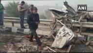 हरियाणा में एक के बाद एक दनादन टकराईं 50 गाड़ियां, दर्दनाक हादसे में 7 की मौत, वजह बनी ये चीज