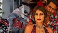 Have you ever noticed Kubbra Sait aka Cuckoo of Sacred Games in two Salman Khan movies?