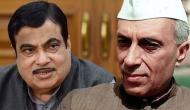 नितिन गडकरी ने की जवाहर लाल नेहरू के भाषण की प्रशंसा, BJP में मच गया बवाल