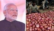 मोदी सरकार में प्याज ने निकाले किसानों के आंसू, सबसे बड़ी थोक मंडी में बिक रहा 1 रुपये किलो