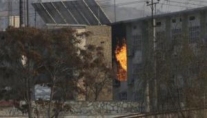 काबुल में साल का सबसे बड़ा आतंकी हमला, सरकारी इमारत को बनाया निशाना, 43 लोगों की मौत