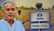 छत्तीसगढ़ : एक्शन में CM, बस्तर में TATA की अधिग्रहित जमीन किसानों को लौटाई जाएगी