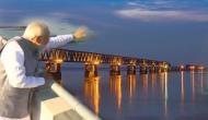 16 साल में बनकर तैयार हुए देश के सबसे लंबे बोगीबील पुल के फायदे जानकर हो जायेंगे हैरान
