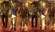 Video: Salman Khan with his brothers Arbaaz and Sohail burnt the dance floor with full of madness at Christmas party