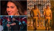 Simmba song Mera Wala Dance: रणवीर संग सारा ने किया 'मेरा वाला डांस', तो वहीं सिंघम ने मारी एंट्री