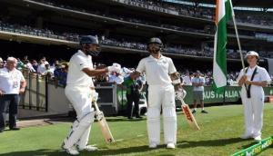 ind vs aus: पुजारा ने लगाया करियर का 17वां शतक, लंच तक भारत ने दो विकेट खोकर बनाए 277 रन
