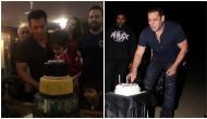 बर्थडे स्पेशल: सलमान खान ने गैलेक्सी अपार्टमेंट में केक काटने के बाद, मीडिया के साथ मनाया बर्थडे पहुंचे सितारे
