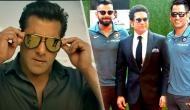 बर्थडे स्पेशल: सचिन, राहुल और कोहली नहीं, इस खिलाड़ी को पसंद करते है सलमान खान
