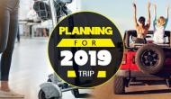 New Year 2019: Planning for a trip this New Year? Don't forget to keep these things in your bag