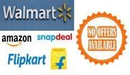 ऑनलाइन शॉपिंग पर डिस्काउंट और कैशबैक ख़त्म, Amazon, FlipKart पर भी नहीं मिलेगा ऑफर