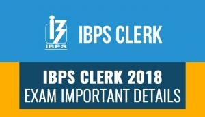 IBPS Clerk Prelims Result 2018: From result declaration date to result time; this is what you should know
