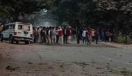 पीएम मोदी की सभा के बाद यहां हुआ पथराव, भीड़ ने पीट-पीट कर की पुलिसकर्मी की हत्या