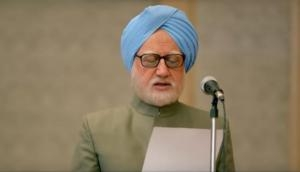 The Accidental Prime Minister trailer is missing from YouTube; Anupam Kher shows anger