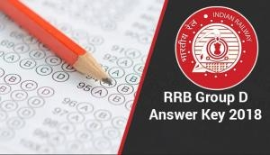 RRB Group D Answer Key 2018: On this date Indian Railways will release the answer keys for over 3 lakhs aspirants