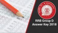 RRB Group D: अब इस समय होगा आंसर-की जारी, जानें परीक्षा की जरुरी बातें