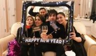 Alia Bhatt joins Kapoor family to celebrate New Year with boyfriend Ranbir Kapoor; see pics