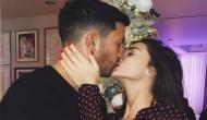 एमी जैक्सन ने अपने ब्वॉयफ्रेंड जॉर्ज पानायियोटौ से सगाई कर की नए साल की शुरूआत
