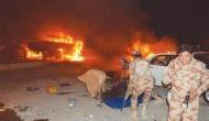 पाकिस्तान में दहशत के साथ हुई नए साल की शुरुआत, आतंकी हमले में 8 की मौत