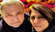Has Ranbir Kapoor's mom Neetu confirmed that Rishi Kapoor diagnosed with cancer?