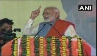 Narendra Modi kept mum on Maharashtra farmers' plight in Solapur rally: Congress
