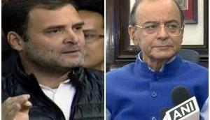 PM Modi interview: Rahul Gandhi calls ANI editor Smita Prakash 'pliable,' Arun Jaitley responds, 'Dictator's grandson'