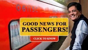 Good News for IRCTC passengers! Piyush Goyal announces start of a new Rajdhani Express train on this longest route