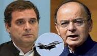 राफेल विवाद: राहुल गांधी के निशाने पर अरुण जेटली, बोले- वित्त मंंत्री ने मुझे गाली दी