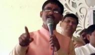 BJP विधायक की धमकी- मुझे दें मंत्रालय तो भारत में असुरक्षित महसूस करने वालों को बम से उड़ा दूंगा