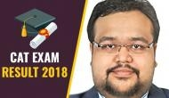 CAT 2018 Exam Topper: Rounak Majumdar tops the Common Admission Test with whooping percentage; see his scores