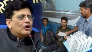 अच्छी खबर: रेलवे में 'बिल नहीं मिला तो खाना मुफ्त' रेल मंत्री का बड़ा ऐलान