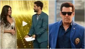 Uri actor Vicky Kaushal asked Katrina Kaif 'Mujhse Shaadi Karoge'; what Salman Khan did next will shock you!